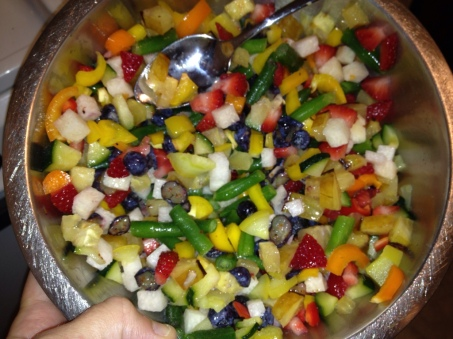 FruitVeggie Mixture